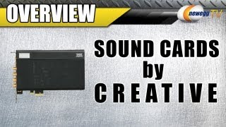 Newegg TV_ Sound Cards by Creative