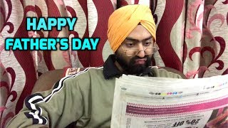 Happy Father's Day | Harshdeep Ahuja V34