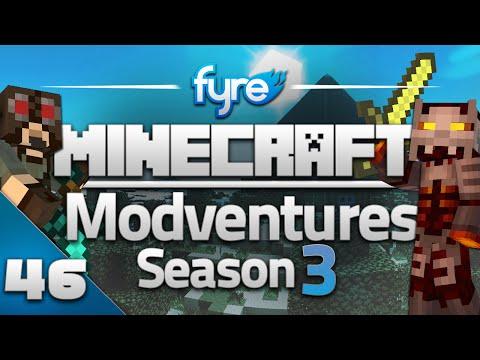Minecraft Modventures - Season 3 : Episode 46 (yogscast Complete Pack) video