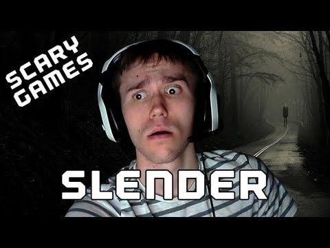 Scary Games - Slender Marbel Hornets Mode