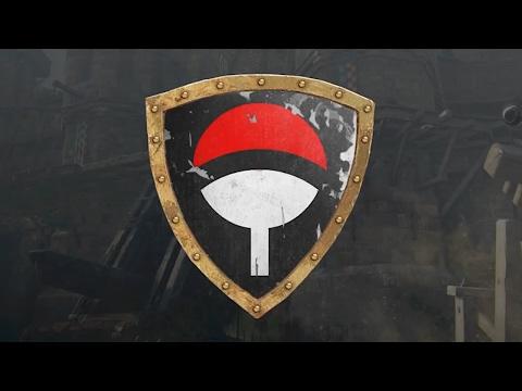 For Honor Naruto Uchiha Clan Symbol Emblem Tutorial For Honor