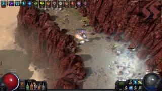 2.5 PoE Kinetic Blast 198% inc AoE