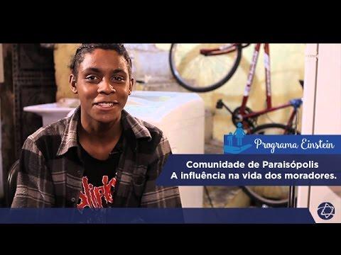 Vídeo - Programa Einstein na Comunidade de Paraisópolis