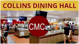 CMCtv: Collins Dining Hall Tour