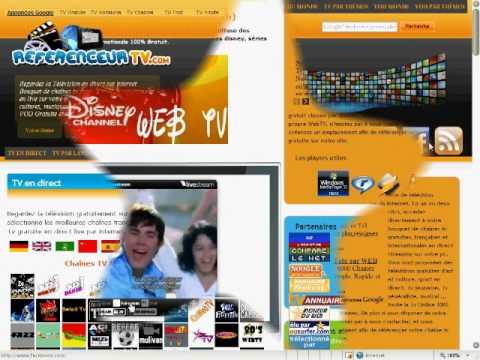 TV Gratuite en direct sur pc sans logiciel - stereo love