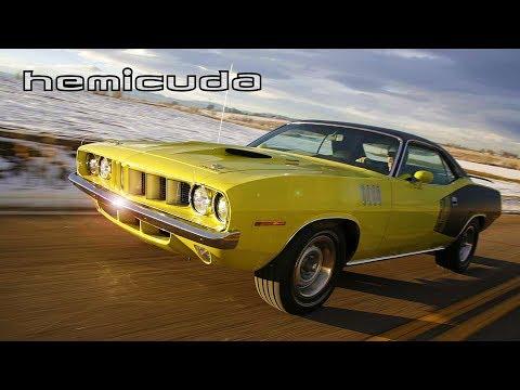 ИСТОРИЯ Плимут БАРРАКУДА (Plymouth Barracuda) 1970 - 1974 (Часть #2)