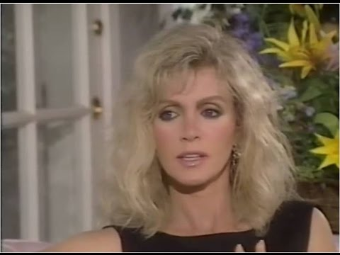 Donna Mills interview on  Public People, Private Lives  in 1989