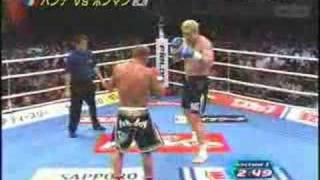 Jerome Le Banner VS Choi Hong Man Part2