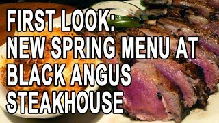 New Spring Menu Items at Black Angus Steakhouse