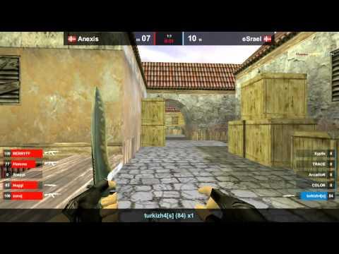 ASUS SPRING 2012 ONLINE - eSrael vs. Anexis @ inferno