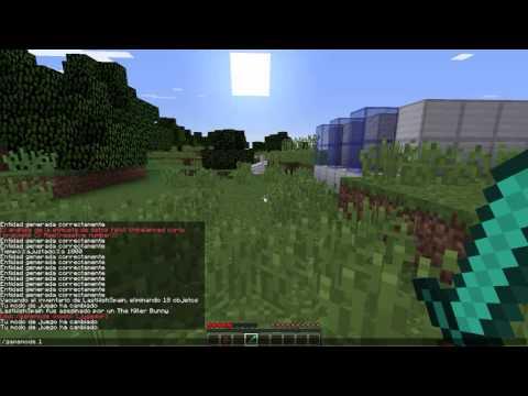 Minecraft Snapshot 14w34d [Pre 1.8] - Cambios en los conejos -Tutorial killer bu