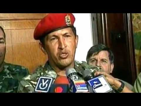 Venezuela's President 'Comandante' Hugo Chavez dies.(Video) March 5th 2013