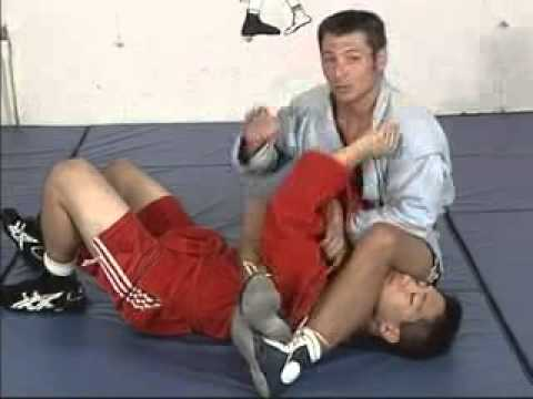 Sambo - Arm Wrist And Shoulder Locks(Brazo Hombro Muñeca y cerraduras)