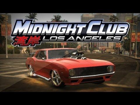 Midnight Club: Los Angeles - 1969 Camaro RS SS Customisation