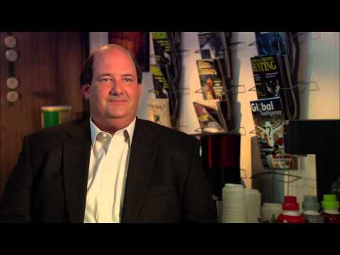 "Brian Baumgartner ""The Office"" Season 9 Interview!"