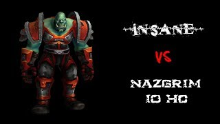 Insane vs General Nazgrim 10 Hc (Warlock Pov) - Tauri wow