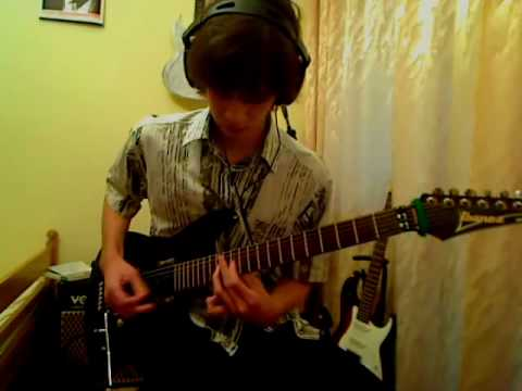 Iron Maiden - The Trooper Cover