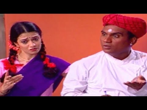 Yada Kadachit, Comedy Marathi Natak, Scene Part 2 - 1 11 video