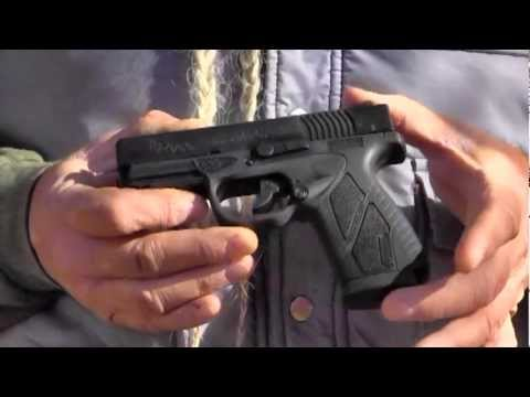 Bersa BP9 Concealed Carry 9mm Semi-Automatic Pistol - Gunblast.com
