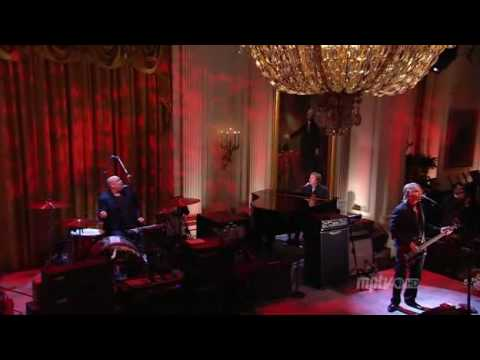 In Performance At The White House -