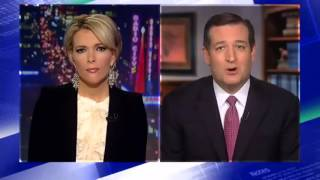 Ted Cruz Discusses his Simple Flat Tax Plan on the Kelly File
