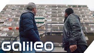 Selbstexperiment: 3 Tage in einer Berliner Plattenbausiedlung leben | Galileo | ProSieben