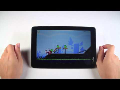 Test Vidéo Everpad 9054HD