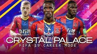 FIFA 19 Crystal Palace Career Mode | S1E8 | Difficult Fixtures