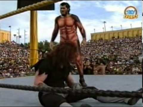Wrestlemania - Ix (03-0) Undertaker Vs Giant Gonzalez video