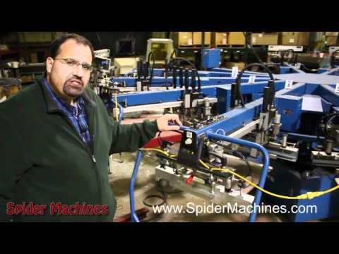 For Sale Used M&R Challenger III - Spider Machines
