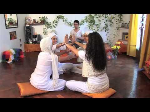 Yoga y Respiración: Meditacion para Conectarse con el Niño Interior / Espiritualidad