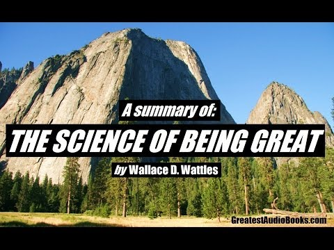 A SUMMARY OF THE SCIENCE OF BEING GREAT - FULL AudioBook | Greatest Audio Books