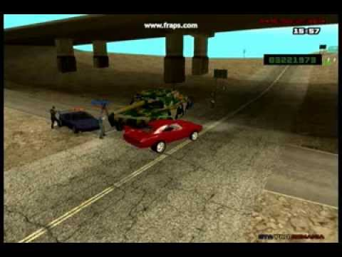 Fast and Furious 6 - GTA SA:MP