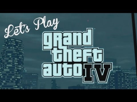 Lets Play Monday - Let's Play - GTA IV: Cops 'n Crooks Part 1
