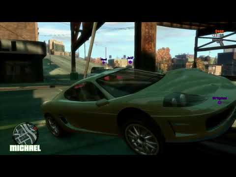 Let's Play - GTA IV Cops 'n Crooks Part 1