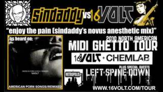 Watch 16volt Enjoy The Pain video