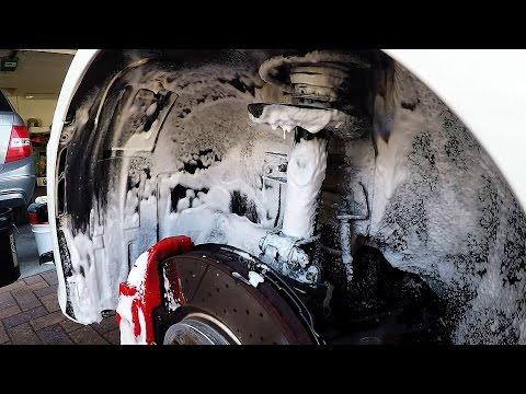 AMG Radhaus Und Felgen Reinigen / AMG Wheel House Detailing