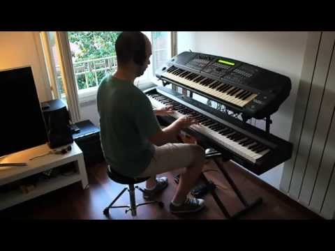 Enya - Lothlórien (Piano cover)