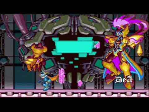 Minionman - Rockman Zero 3 hack by Dennis el Azul