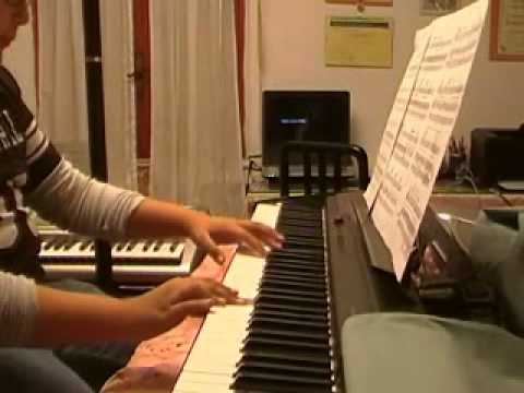 Emanuele Francesco GUALTIERI - Unchained Melody Ghost Colonna Sonora.wmv