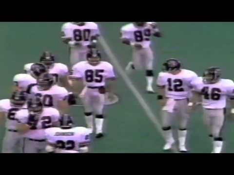1984 Week 11 - Sunday, May 6, 1984 Attendance: 29068, TV: ABC [Note: The game is joined already in progress early in the first quarter with Michigan having possession of the ball after a...