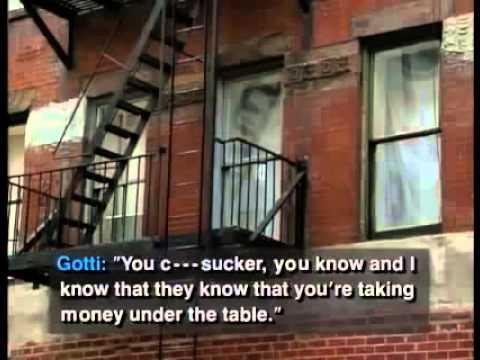 Gambino Crime Family english documentary part 6