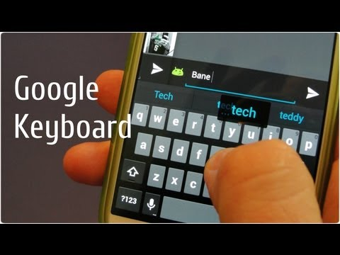 Google Keyboard Review