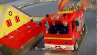 3D Video: Fireman Sam Fire Station - Playset Commercial TV #2