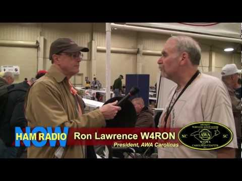 Ham Radio Now Episode 3 - Antique Wireless Assn/Charlotte Hamfest