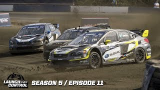 Launch Control: Global Rallycross Seattle - Episode 5.11