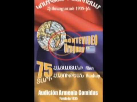 ARMENIAN RADIO GOMIDAS
