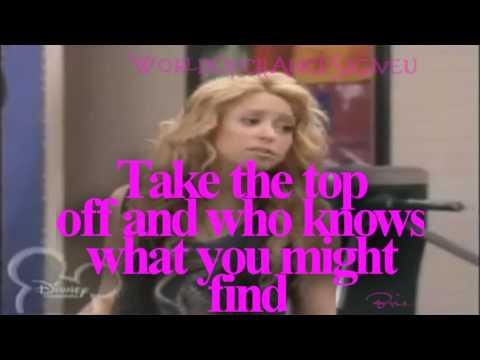 Gypsy by SelenaG. and Shakira  on screen lyrics and download!