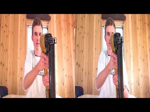3D Video Nail Gun!!!