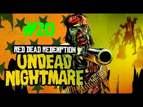 Red Dead Redemption: Undead Nightmare - Picked up Some Phosphorous Coating! (Part 20)